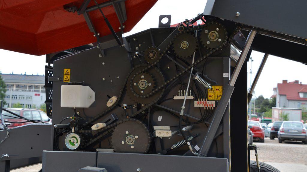 Prasa belująca stałokomorowa Z562 R