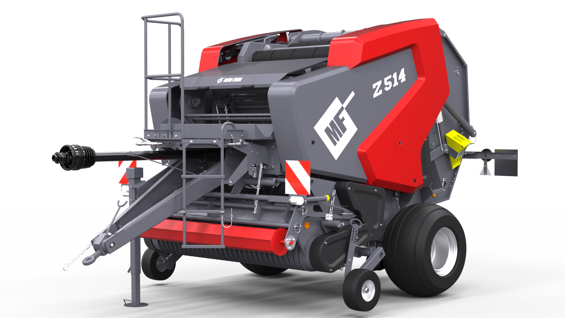 Z514 RN Variable Chamber Baler