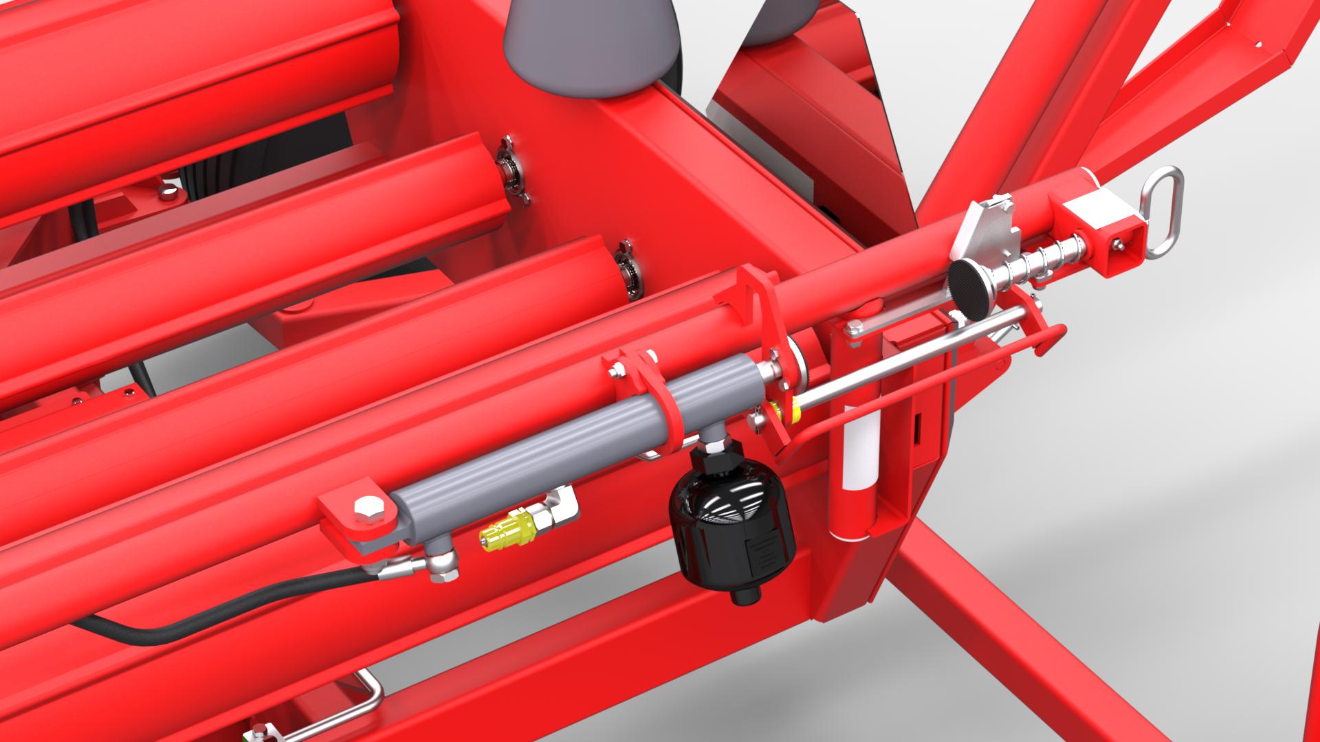 Z577-1S_hydrauliczny-obcinacz-folii