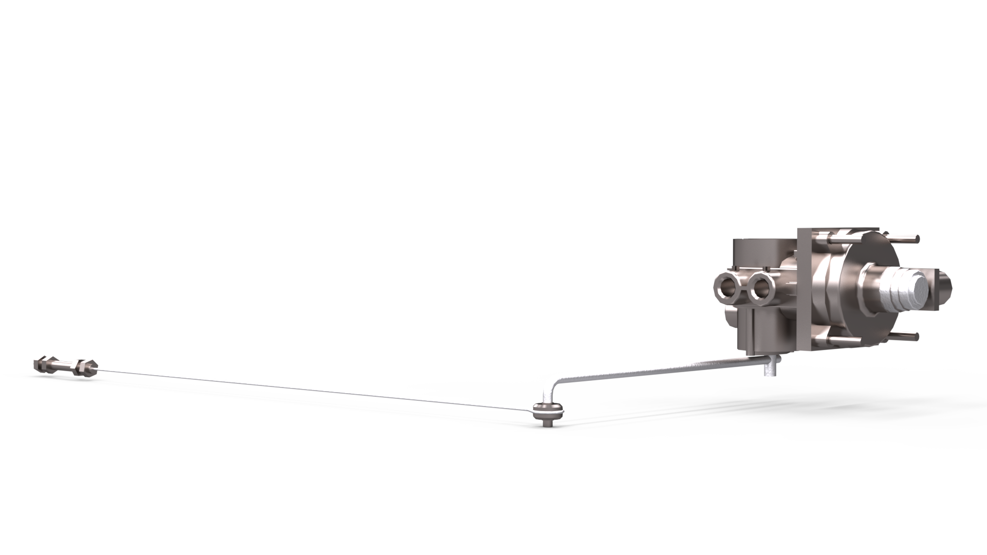 automatyczny regulator sily hamowania zawor alb