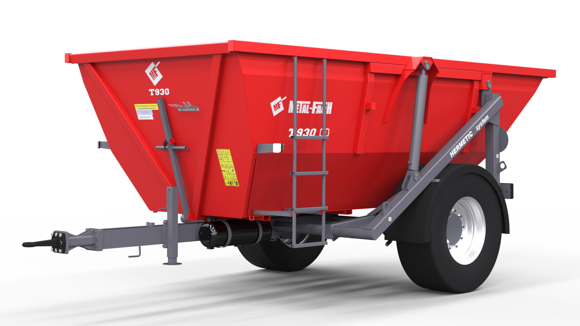 Dumper Trailer T930