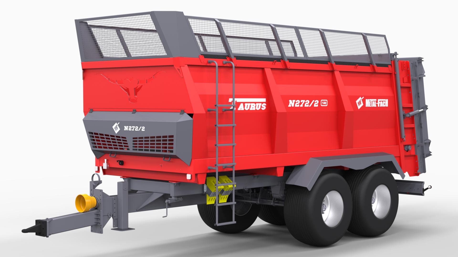 Manure Spreader N272/2 Taurus