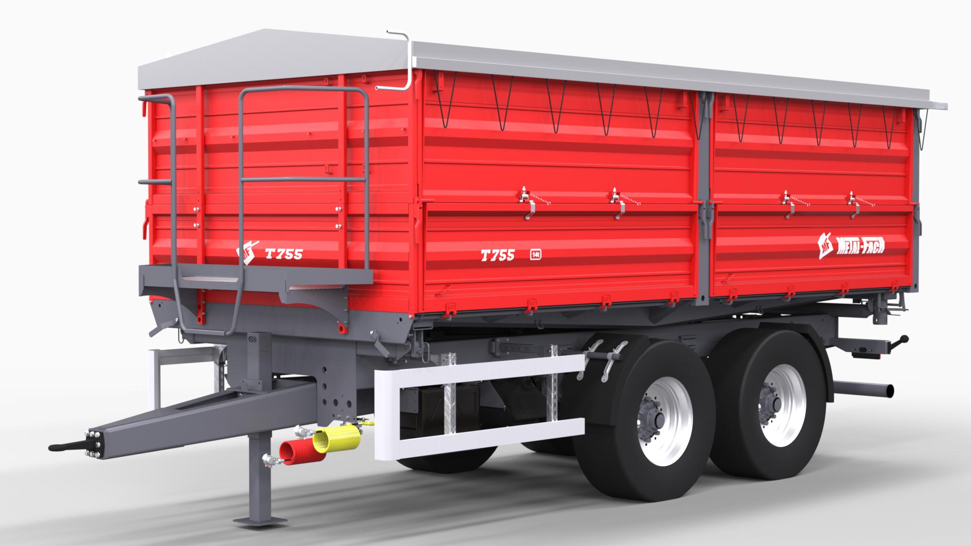 Remorque-agricole-tandem-T755