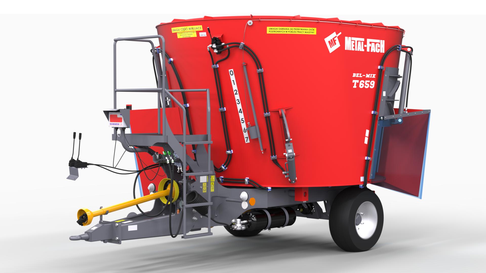 Remorque-mélangeuse-à-rotor-unique-T659-BEL-MIX