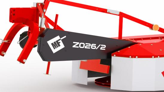 kosiarka-rotacyjna-Z026-przekladnia-pasowa