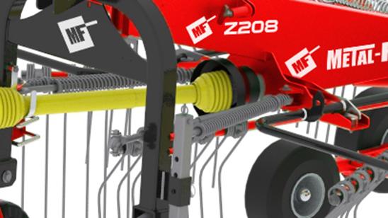 zgrabiarka-karuzelowa-Z208-ciegna-sterujace