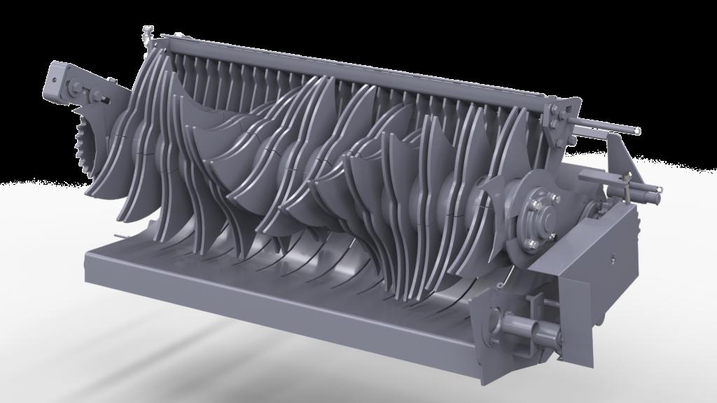 Prasa belująca stałokomorowa Z602 RN Metal-Fach Rotor