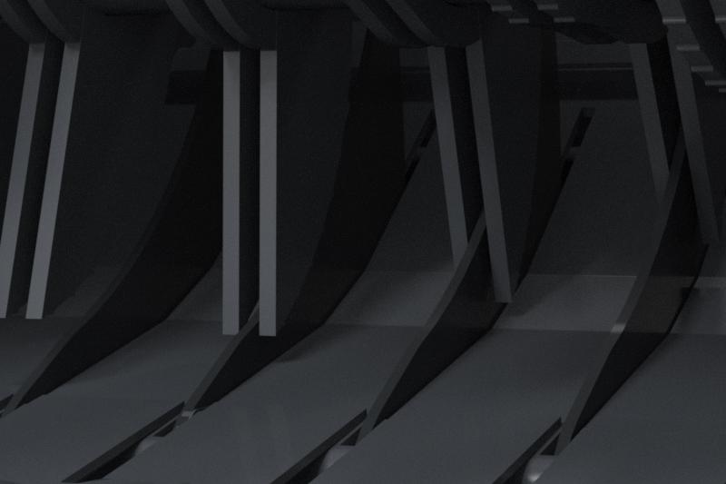 Prasa belująca stałokomorowa Z562 RN Metal-Fach Noże